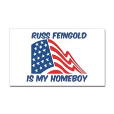 russ_feingold_is_my_homeboy_rectangle_decal